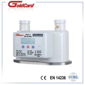 Smart Thermal Gas Meter-Domesticg1.6/2.5/4/6 pictures & photos