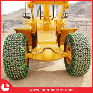 Tyre Protection Chain, Wheel Loader Tire Protection Chain pictures & photos