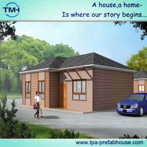 Economic Modular House for Small Families pictures & photos