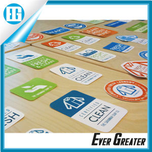 Custom Sticker Printing Decals with Your Logo pictures & photos