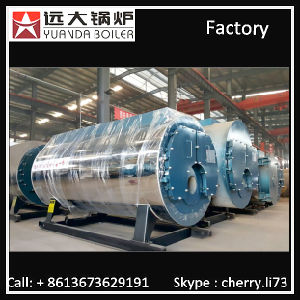 Full Automatic Heavy Oil Fired Steam Boiler, Heavy Oil Boiler pictures & photos