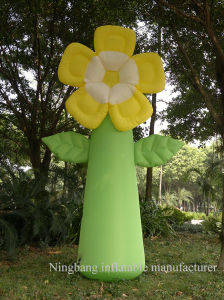 Large Wedding Party Events Inflatable Decoration Flower