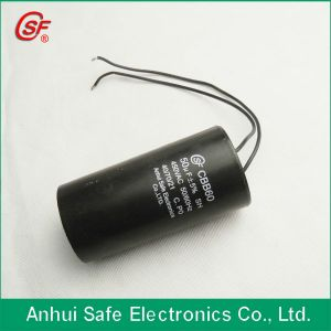 Sewing Machine Capacitor 450VAC 35UF pictures & photos