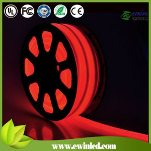 Wholesale Red Flex Ultra-Thin LED Neon with 110V pictures & photos