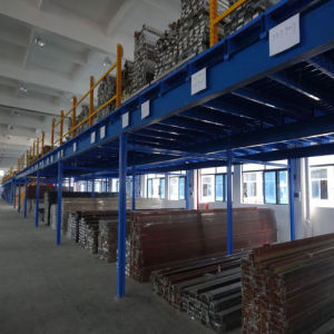 Heavy Duty Mezzanine Floor Systems pictures & photos