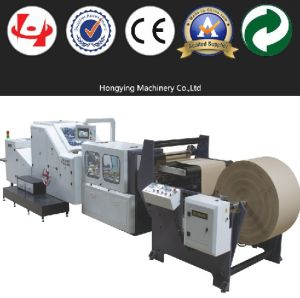Ce Paper Bag Making Machine pictures & photos