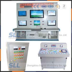 Electrical Control Cabinet with Dry Mortar Plant pictures & photos