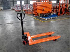 Light Duty Hand Pallet Truck pictures & photos
