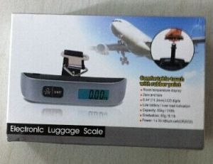 Digital Luggage Weighting Scale Electronic Portable Balance pictures & photos