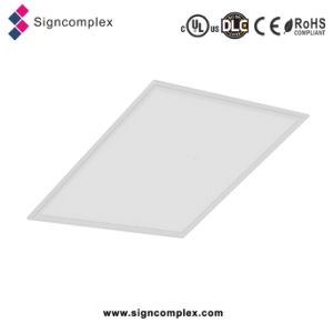 High Quality 2X2 Feet 600*600mm Ceiling Mounted Light LED Slim Panel Lighting Fixture with Ce RoHS ERP pictures & photos