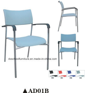 Poplular Office Furniture Plastic Chair for Training pictures & photos
