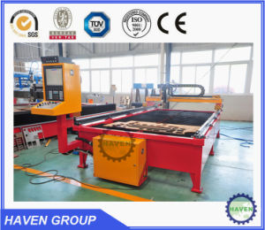 CNC Plasma and Flame Cutting Machine with Table CNC TG-1250X2500 pictures & photos