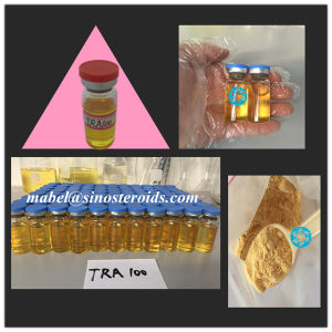 Tren Acetate Injection Vials Trenbolone Acetate Steroid for Muscle Mass pictures & photos