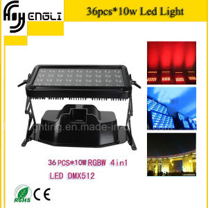 36PCS*10W 4in1 LED Stage Lighting with CE & RoHS (HL-024) pictures & photos