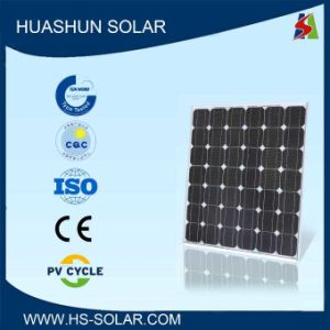 Huashun 95-110W Monocrystalline Solar Module (SH-110S5-14)
