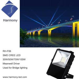 100W DMX LED RGB Stage Wash Flood Light pictures & photos