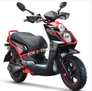 1000W Brushless Electric Motorbike (EM-001) pictures & photos
