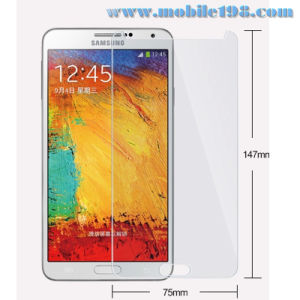 Tempered Glass Screen Film for Samsung Galaxy Note 3 pictures & photos