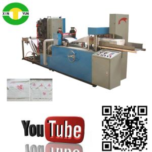 High Quality Full Auto Napkin Tissue Machine Supplier pictures & photos