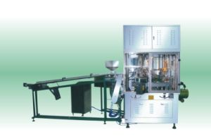Automatic Tube Shoulder Injection Machine pictures & photos