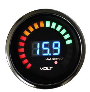 "2"" (52mm) Auto Gauges for 20 LED Digital Gauge (6237) pictures & photos"