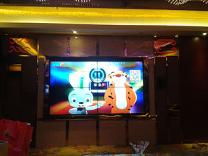 P6 Indoor Full Color LED Screen pictures & photos
