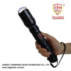 Strong Flashlight Stun Guns Lamp Tazer (TW-306) pictures & photos