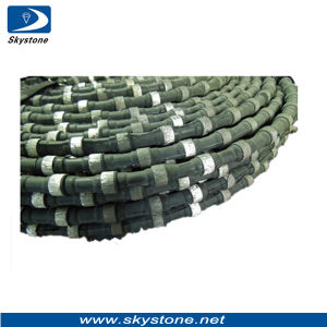 Granite Quarry Sintered Pre-Opened Diamond Wire Saw From Skystone pictures & photos