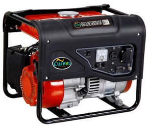 New Design 1kw Portable Home Use Gasoline Generator pictures & photos