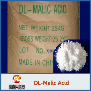 Malic Acid / Dl-Malic Acid / L-Malic Acid (CAS No. 617-48-1) pictures & photos