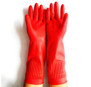 Clean Room Latex Gloves, Working Glove pictures & photos