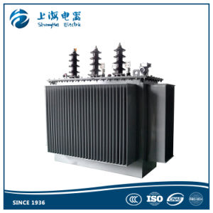 11/33kv CRGO Core Oil Immersed Transformer pictures & photos