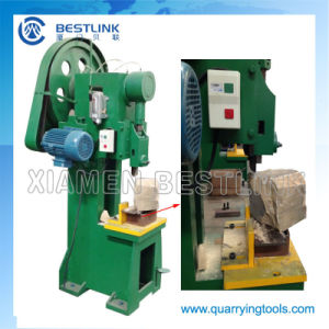 Factory Decorative Stone Breaking Machines for Slate and Sandstone pictures & photos