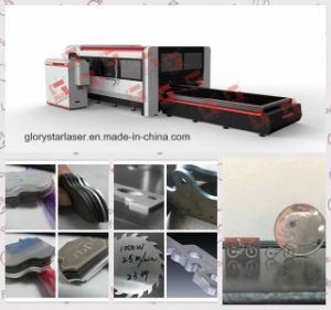 Fiber Laser Cutting Machine with Full Surrounded and Exchangeable Worktable pictures & photos