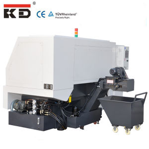 High Speed and Precision Slant Bed CNC Lathe Machine Kdck-20A pictures & photos