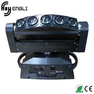 5PCS*10W LED Spider Moving Head for Stage DJ (HL-018YT)
