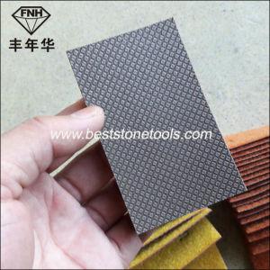 HD-2 Diamond Flexible Sand Paper Abrasive Paper (90X55mm)
