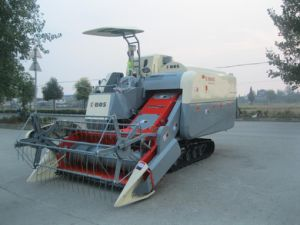 Model 4lz-4.0z Rice Combine Harvester Big Tank pictures & photos