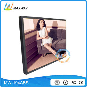 19 Inch LCD Digital Signage Display for Advertising (MW-194ABS) pictures & photos
