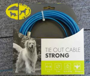 Dog Tie out Cable for Meduim Dog pictures & photos