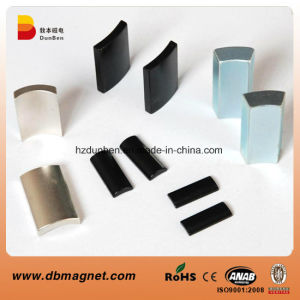 N45 NdFeB Permanent Magnet for BLDC Motors Application pictures & photos