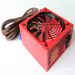 New Design Red Cover 300W Power Supply Unit pictures & photos