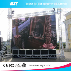 P4.81mm Outdoor Waterproof Full Color Rental LED Display pictures & photos