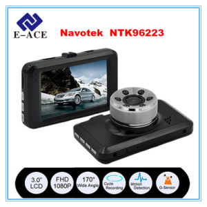 Novatek 96223 Night Vision Auto Camera Video Recorder Mini Car DVR pictures & photos
