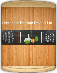 Amazon Hot Selling Cutting Board, Bamboo Chooping Board, Two Color, 2 Colors pictures & photos