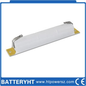 OEM 4000mAh-5000mAh Chargeable Emergency Lighting Battery pictures & photos