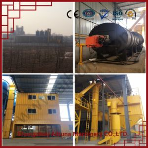 Natural Gas Fuel Fired Thermal Oil Boiler pictures & photos