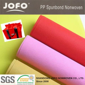 PP Spunbond Non-Woven Fabric for Shopping Bags pictures & photos