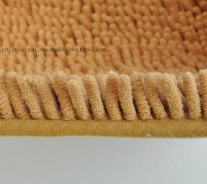 Anti-Slip High Pile PVC Glue Dots Chenille Floor Mat pictures & photos