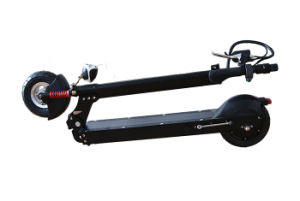 8 Inch 250W Electric Scooter with 8 Ah Lithium Battery pictures & photos